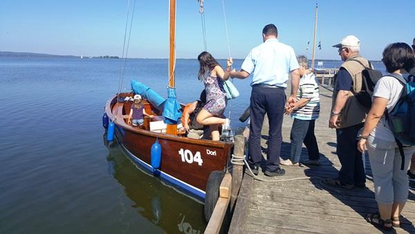 Steinhuder Meer Bootsfahrt